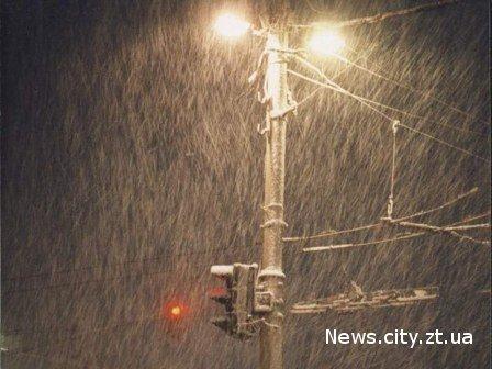В кировоградской и еще трьох областях из-за погоды обесточены 47 населенных пунктов!