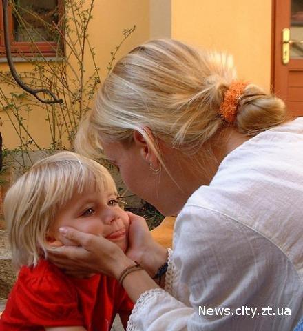 Расставание с ребенка с мамой