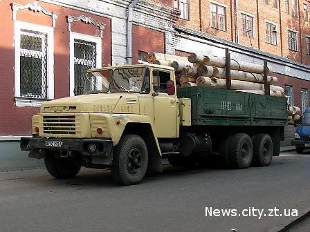 Автомобиль КрАЗ 250: Фото #04 из 15, размер изображения - на px.
