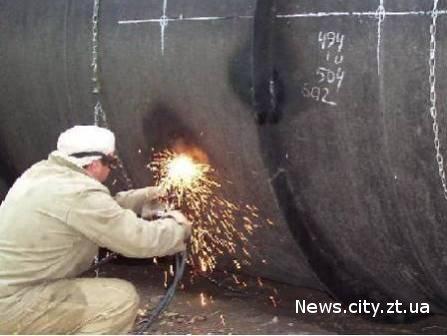 газопровод высокого давления.  Сибирьгазсервис обеспечил доступ газа более чем к 700 домовладениям Искитима.