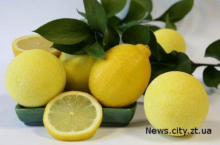 Такий корисний лимон